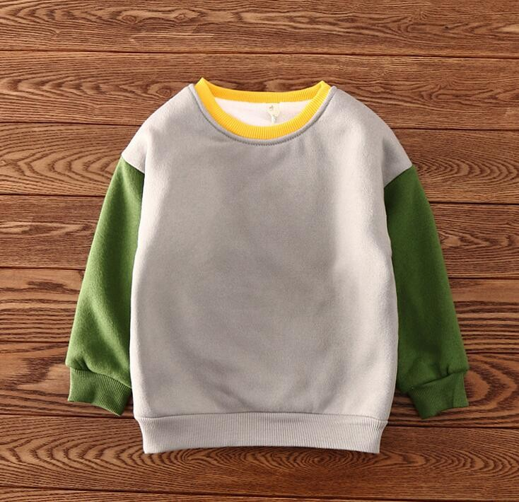 Wholesale-Boys-Patchwork-Sweatshirt-Cotton-Full-Sleeve-Tops-For-Girls-Spring-Autumn-Solid-Colors-F943 (4)