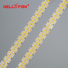 24V LED strip 2835 SMD 1200 2400 LEDs diode tape Flexible PC