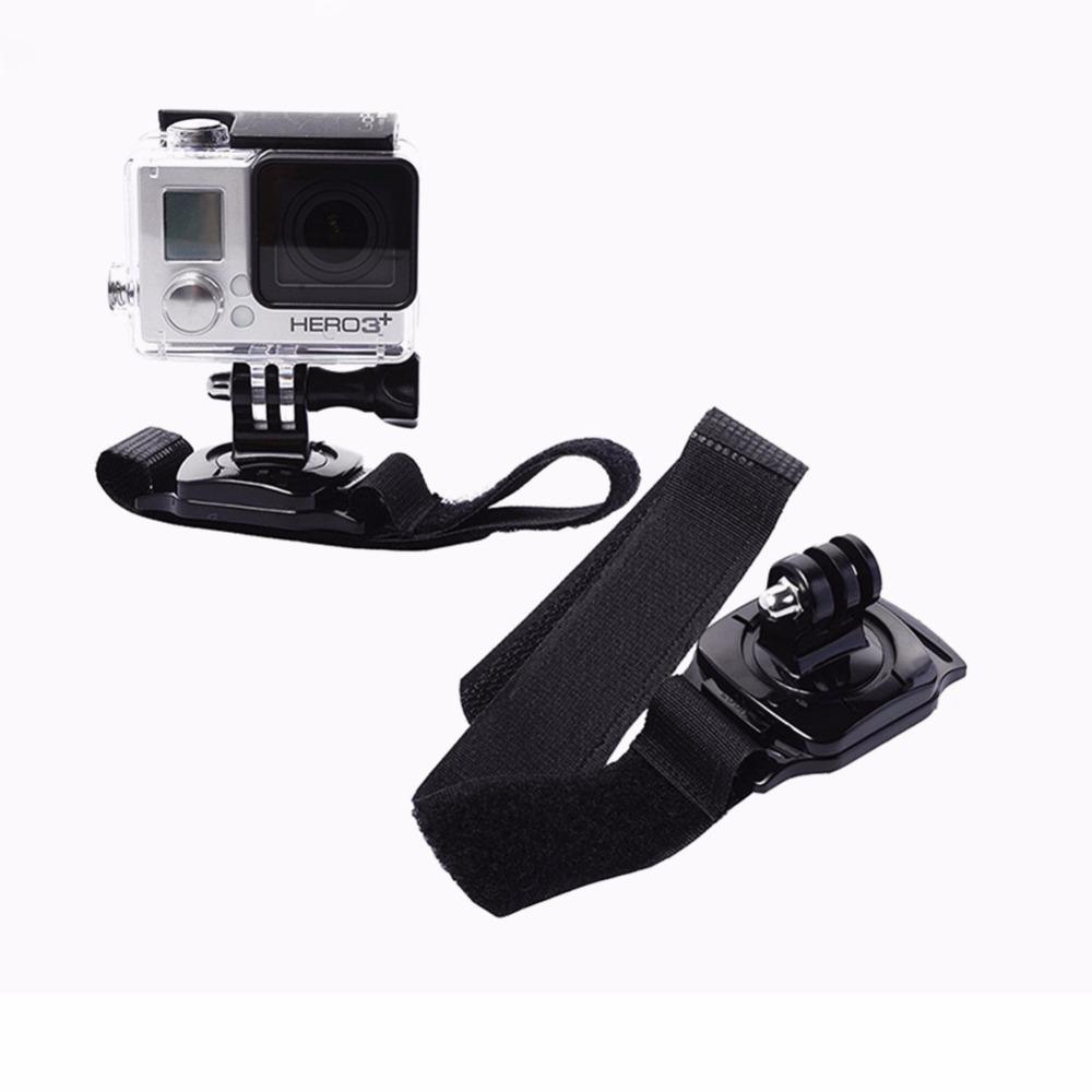 360 Degree Wristband for GoPro three Way stick