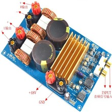 TPA3255 300W + DC48V 3900UF/100V*2 Class D Audio Digital Amplifier Board YJ00312