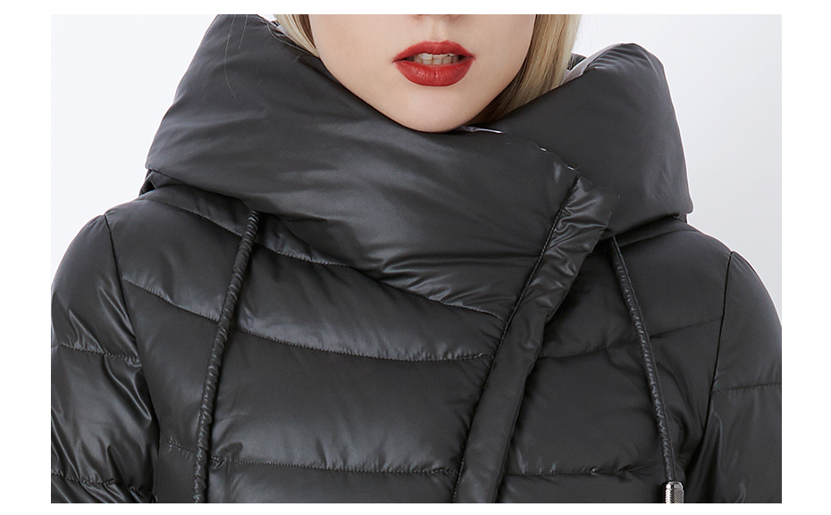 MIEGOFCE 19 Coat Jacket Winter Women's Hooded Warm High quality down jacket