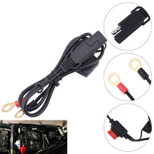 Charger Ring-Connector Cables Terminal Motorcycle-Battery-Charger SPELAB 12V Extension