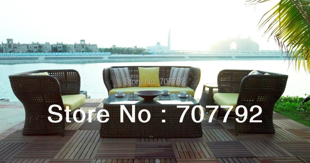 Compra diseños de muebles de patio online al por mayor de ...