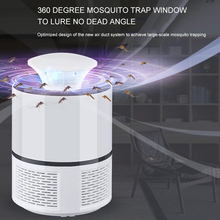New USB Photocatalyst Mosquito Control Lamp Household Indoor Plug-In Type Repellent