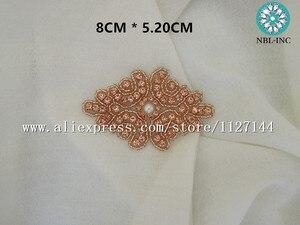 Image 3 - (50 pcs) 페르시 모조 다이아몬드 아플리케 diy 아이언 의류 헤어 액세서리 wdd0778