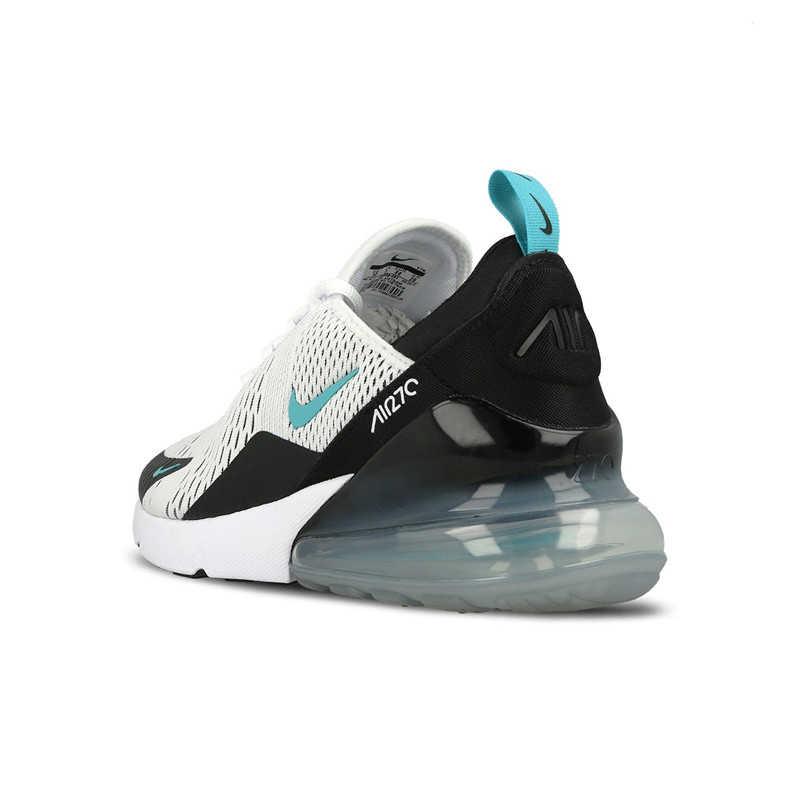 Nike Air Max 270 спортивная обувь для мужчин спортивные уличные кроссовки удобные дышащие для мужчин AH8050-001 европейские размеры