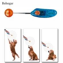 Behogar novidade stretchable cão de estimação gato treinamento clicker agilidade treinamento clickers pássaro apito comandante fornecimento acessório