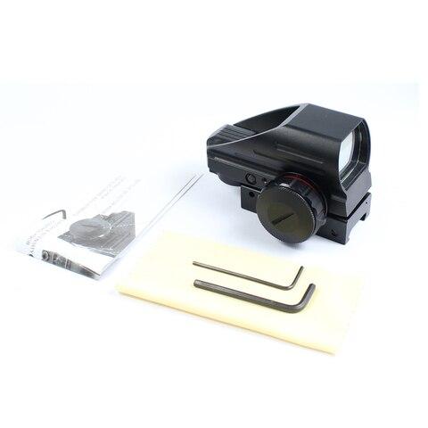 reticulo holografico projectado ponto vista scope rifle