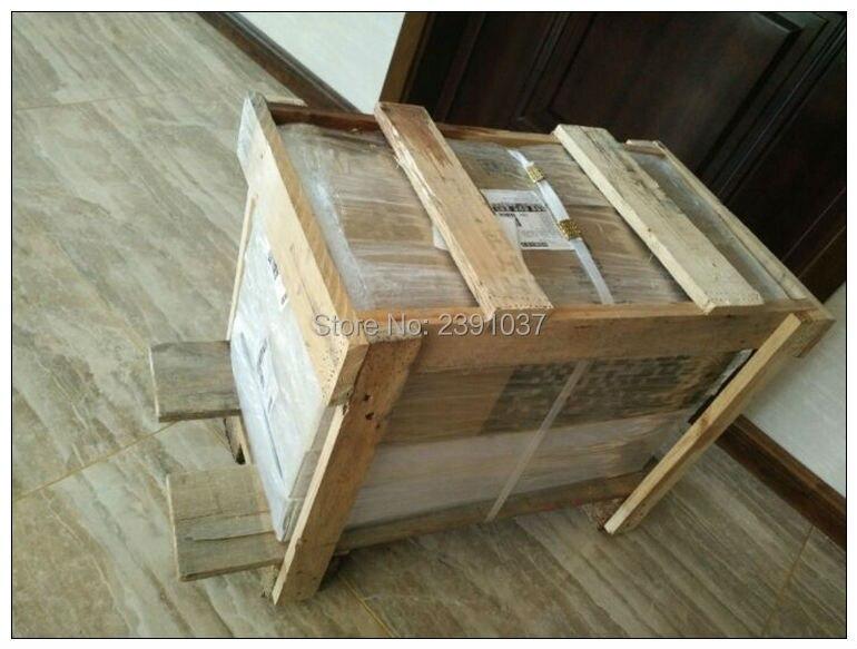 Hohe Qualität Marmor Stein mosaik fliesen anti staub Natürliche Marmor Küche Back Wand Fliesen Dekoration Material 1 BOX (5 blätter) - 5