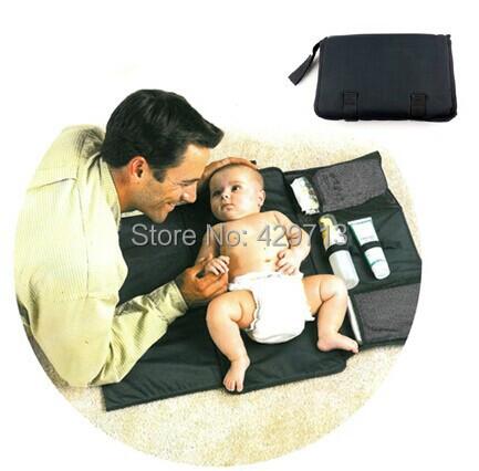 Hot portátil mudança do bebê pad fralda trocador impermeável pad de enfermagem cuidados com o bebê recém-nascido seção de comércio exterior 77 * 60 cm