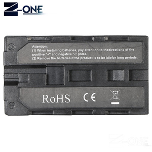 Image 5 - BB 6 6pcs AA Battery Case Pack Battery Holder Power as NP F NP 970 Series Battery for LED Video Light Panel / Monitor