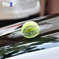 Tennis 3D Car Stickers Ball Hits Car Body Window Sticker for Citroen C4 C5 C3 C2