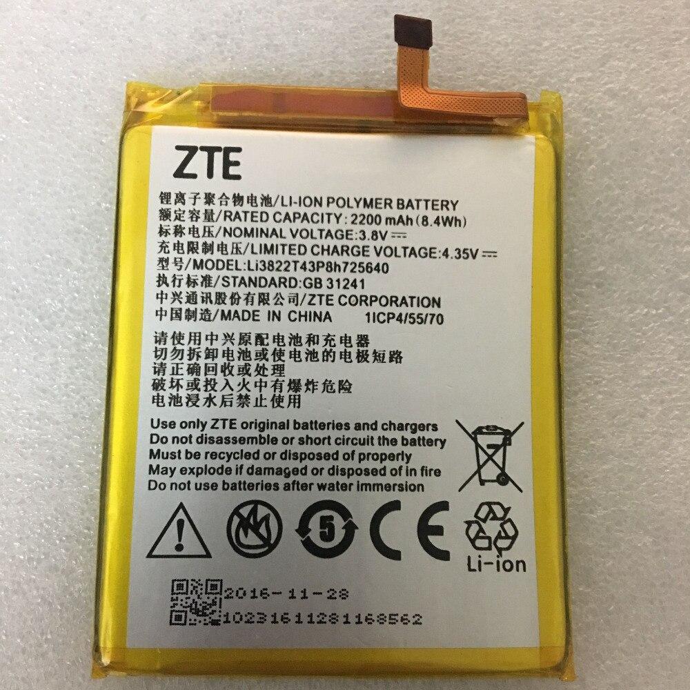 Original Replacement Phone Battery For ZTE Blade A510 BA510 Li3822T43P8h725640 2200mah Phone Battery  In Stock