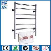 2015 Economic Electric Heated Towel Rail Dry Heating Towel Warmer Hot Towel Warmer Electric Dryer HZ