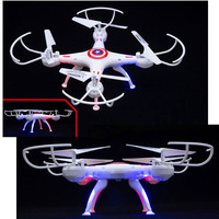 New UAVs X5SW aerial Quadcopter spacewalk 6 axis gyroscope remote control aircraft large UAVs day whale Remote Control Toys