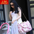 Free Shipping Hot Sale Fashion 100% Cotton Baby Diaper Bag Waterproof Nappy Bag Mummy Bag