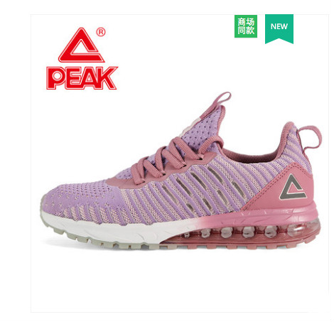 Peak womens shoes 2018 new running shoes mesh breathable sneakers free shippingPeak womens shoes 2018 new running shoes mesh breathable sneakers free shipping