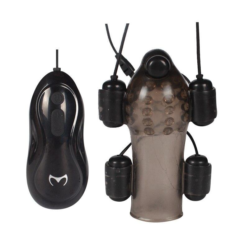 Sex Toys for Men Penis Massager with 5 Vibrators Male Masturbator Delay Lasting Glans Trainer Mens Glans Vibrator-35Sex Toys for Men Penis Massager with 5 Vibrators Male Masturbator Delay Lasting Glans Trainer Mens Glans Vibrator-35