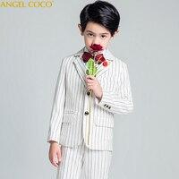 Детские костюмы, строгий костюм для бега для мальчиков костюмы для мальчиков на свадьбу, зимний костюм Enfant Garcon Mariage, одежда блейзер для мальч