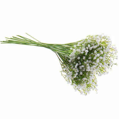 1 Pcs Bayi Napas Buatan Bunga Gypsophila Diy Karangan Bunga Pengaturan Pernikahan Rumah Garden Dekorasi Pesta