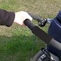 Cochecito de bebé Accesorios Barandilla Apoyabrazos Cubierta de Protección Cubierta de La Caja Protectora Para Cochecito de Bebé Cochecito de bebé Apoyabrazos 70Z2015