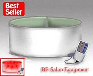 Free Shipping FIR Infrared Sauna Body Slim Belt Facial Skin Care Spa