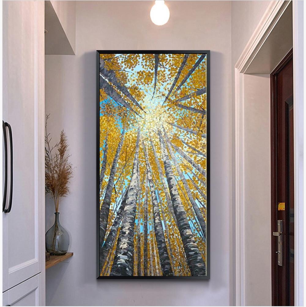 buy large vertical modern painting. Black Bedroom Furniture Sets. Home Design Ideas