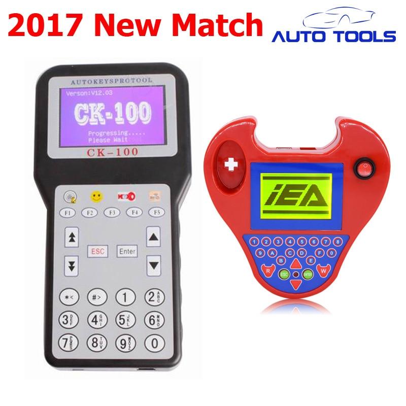 DHL FREE CK-100 Auto car Key Programmer CK100 V99.99 & smart mini zed bull auto key Programmer car key marker dhl free 100