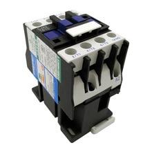 AC 220V contactor CJX2-1810 CJX2-1801 24VAC 1 phase 380VAC 3 phase