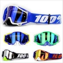 2017 100% новый модернизированный высокого класса мотокросс очки off-road очки мотоцикла óculos racecraft мотоцикле moto люнет gafas