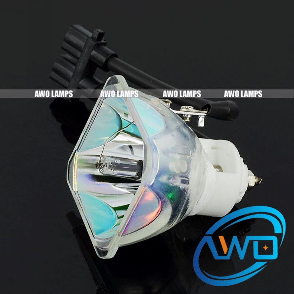 AWO Quality Projector Bare Bulb VLT-XL5LP VLT-XL8LP Compatible for MITSUBISHI LVP-SL4S/SL4SU/SL4U/SL4/XL4/XL8/LVP-SL5/LVP-XL5U compatible projector lamp for mitsubishi vlt xl5lp 499b040 10 lvp xl5u xl5u xl6u lvp xl6u