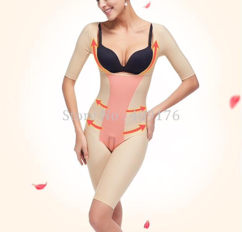 Женское моделирующее нижнее белье, корректирующее боди, сексуальный корсет, Корректирующее белье, волшебное стройнящее нижнее белье, женск... - 4