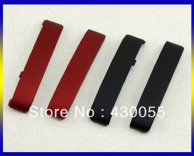 Black/Red Color New Ymitn Housing Top & Bottom Cap Cover Case For Sony Ericsson Xperia ion LT28 LT28i LT28h Free Shipping