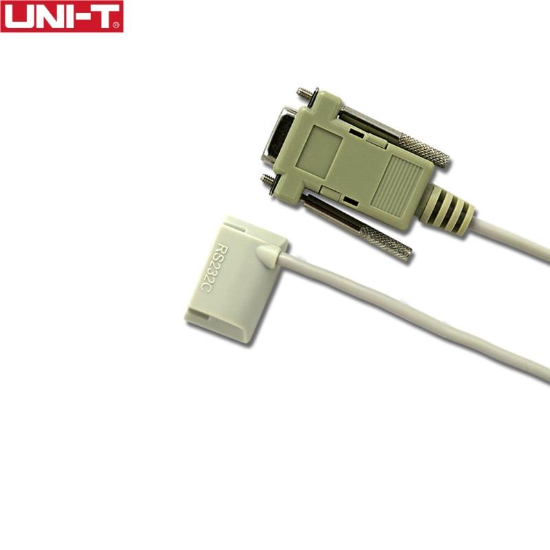 UNI-T UT-D02 RS232-daten draht für UT60series UT61 series one-weg übertragung RS-232 interface