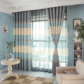 New Arrival Curtains European Simple Design Window Drape Blackout + Tulle For Living Room/Hotel 3 styles available