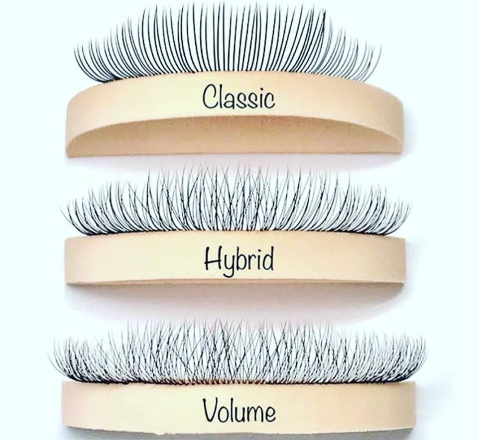 16Rows All Size Russian volume False Mink Eyelashes, Silk soft Lashes Extension Premium 3D Individual Lashes