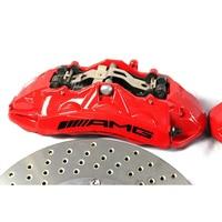 Автомобиль изменение высокое качество 355*32 мм тормозной диск для bmw x5 e53 для AMG большой 6 горшки красный тормозной суппорт
