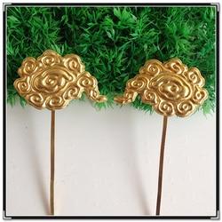 Long Tassel Butterfly or Phoenix 999 Fine Silver Hair Stick Pure Handmade Antique Pinach Artwork Miao Hair Accessories
