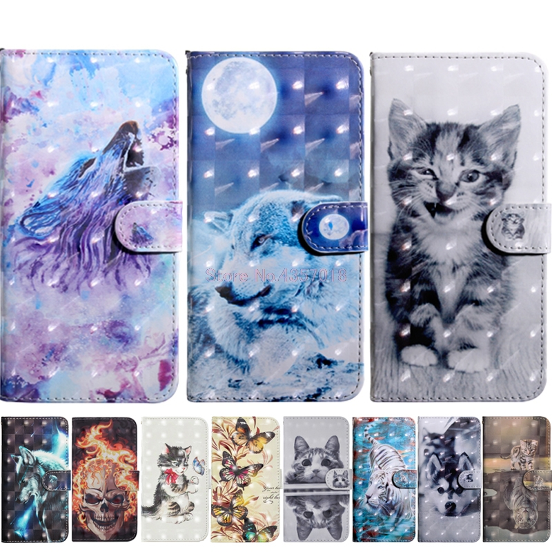 2017 Cro-l22 Pu Leather Covers Cases For Huawei Y3 2017 Cro-l22 Y32017 Cases Wallet Tpu Full Housing Obliging Book Flip Covers On Y3