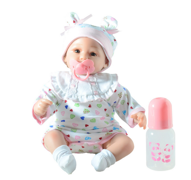 Reborn Doll baby 55cm Full Body Silicone Reborn Girl Baby Doll Toy Lifelike Newborn Babies Doll Cute Birthday Gift Bathe Toy 55cm new hair color full body silicone reborn baby doll toys realistic newborn girl babies dolls gift birthday gift bathe toy