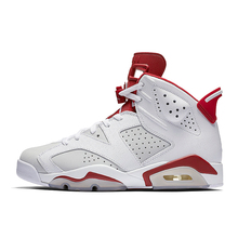 Original New Arrival Authentic NIKE Air Jordan 6 Retro Men's Basketball Shoes Sport Outdoor Sneakers Good Quality