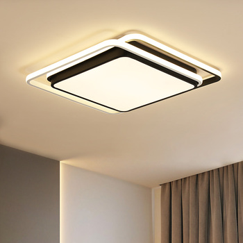 moderne plafond verlichting led lamp voor woonkamer lamparas de techo colgante moderna plafondlamp dimbare luminaria verlichtingsarmaturen