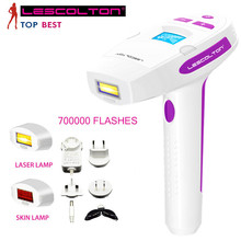 Epilator Hair Removal Depilador IPL Laser Hair Removal Machine LCD Display Laser Safe Permanent Bikini Trimmer цена и фото