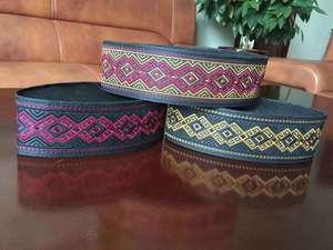 Image 2 - 통관 판매 3 개/가방 가방 블랙 고품질 자수 여름 이슬람 모자 남성 아랍 Turban 이슬람 남자 모자