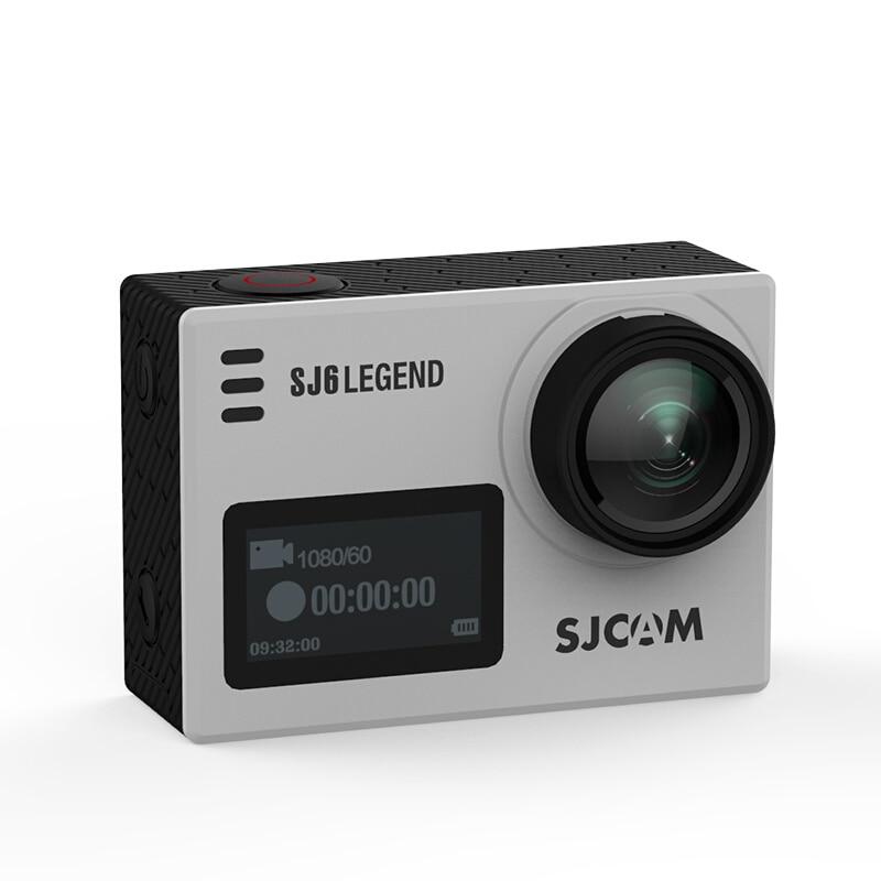 SJCAM SJ6 Legend Novatek96660 Gyro 4K Ultra HD Fəaliyyət Kamera - Kamera və foto - Fotoqrafiya 3