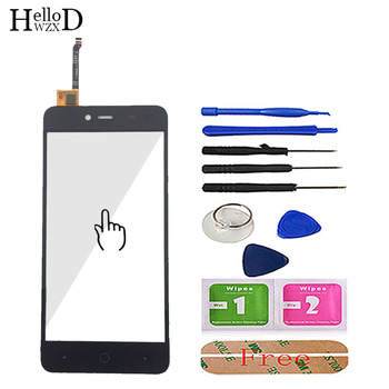 Touch Screen For Highscreen Easy L Touch Screen Glass Front Glass Digitizer Panel Lens Sensor 5.0'' Mobile Phone Tools Adhesive 6 0 touch screen for oukitel u16 max touch screen glass tested front glass digitizer panel lens sensor tools adhesive