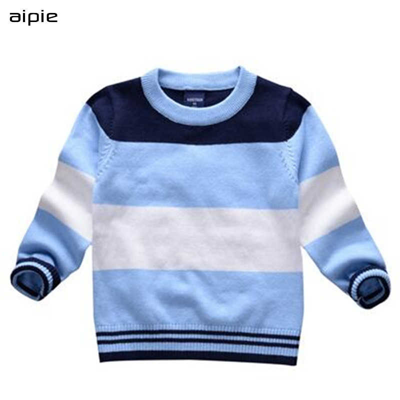 Hot Sale Spring/Autumn Children Sweaters Cotton 100% Good Price and Quality Boy's Sweaters For 1-6 years kids wear Clothing