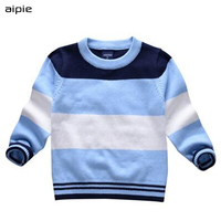 aipie Children Boy's Girls Spring/Autumn Cotton Sweaters Good Price and Quality For 1-6 years kids wear Clothing