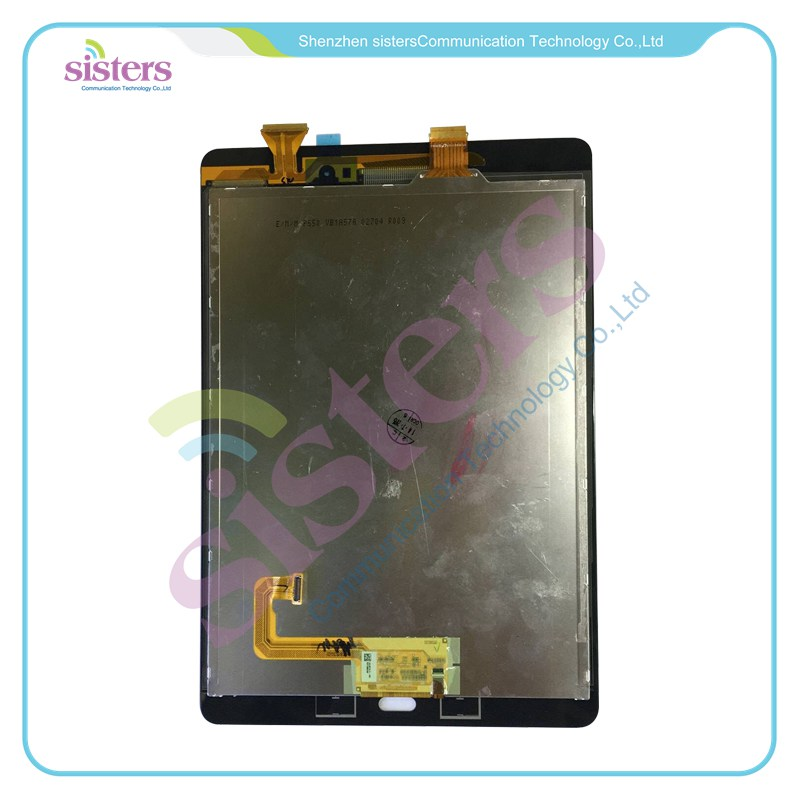 Tablet lcd assembly For Samsung Galaxy Tab A 9.7 SM-P550 P550 lcd display touch screen digitizer replacement repair White Gold hot wheels sport car toy plastic track vehicles kid toys hot sale hotwheels cars track x2586 multifunctional classic boy toy car