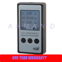 Digital Glass Thickness Meter LS210 Portable thickness tester